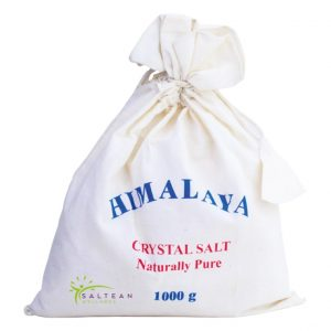 Cotton Bags With Chunks